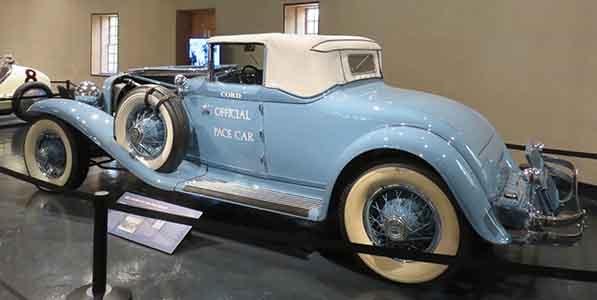 1930 Cord