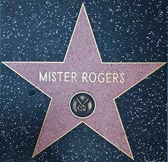 mister rogers star